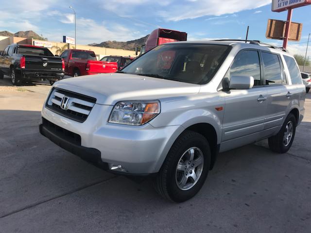 2008 Honda Pilot for sale at North Auto Sales in Phoenix AZ