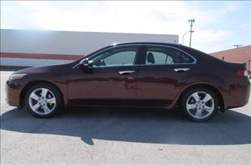 2009 Acura TSX for sale in Kansas City, MO