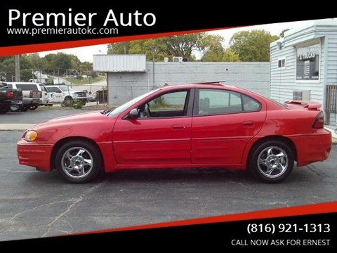 2004 Pontiac Grand Am for sale in Independence, MO
