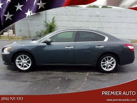 2009 Nissan Maxima For Sale >> 2009 Nissan Maxima For Sale In Independence Mo