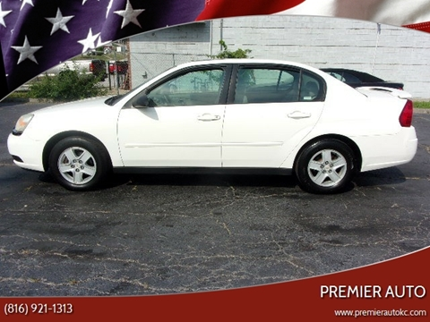 2005 Chevrolet Malibu for sale in Independence, MO
