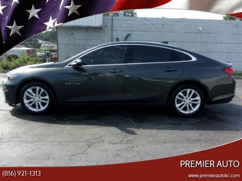 2016 Chevrolet Malibu for sale in Independence, MO