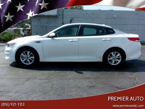 2018 Kia Optima for sale in Independence, MO