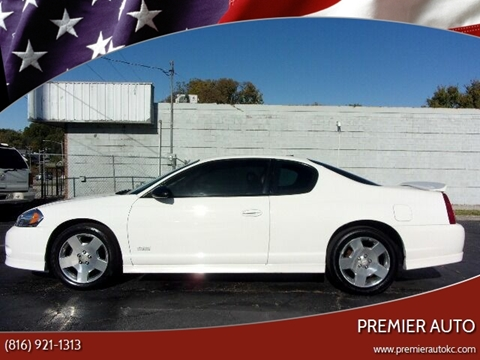 2006 Chevrolet Monte Carlo for sale in Independence, MO