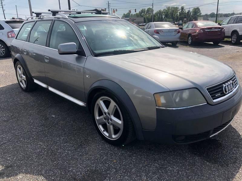 Audi Allroad Quattro In Horn Lake MS Safeway Auto Sales - Audi allroad for sale