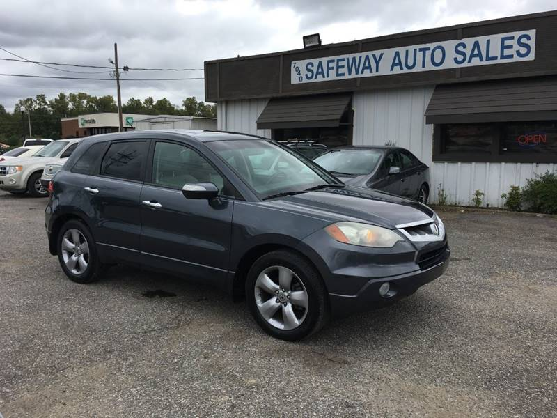 Acura RDX SHAWD WTech In Horn Lake MS Safeway Auto Sales - 2007 acura rdx for sale