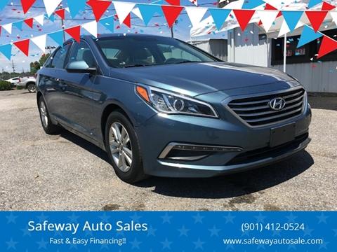 2015 Hyundai Sonata for sale in Horn Lake, MS