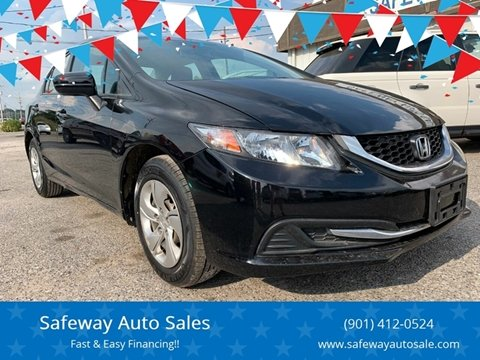 2015 Honda Civic for sale in Horn Lake, MS