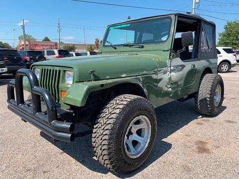 1993 Jeep Wrangler for sale in Horn Lake, MS