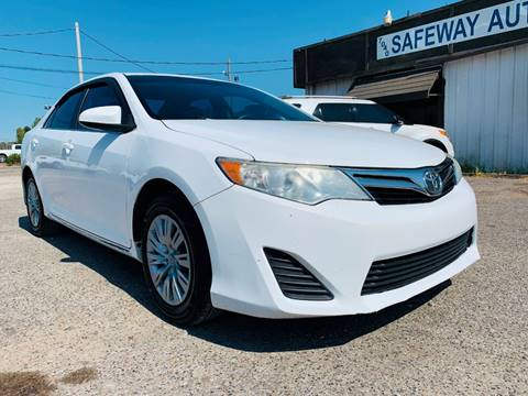 2013 Toyota Camry for sale in Horn Lake, MS