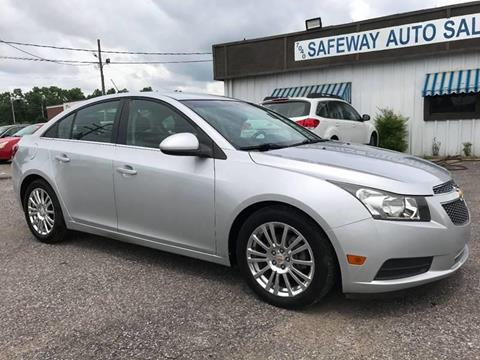 2011 Chevrolet Cruze for sale in Horn Lake, MS