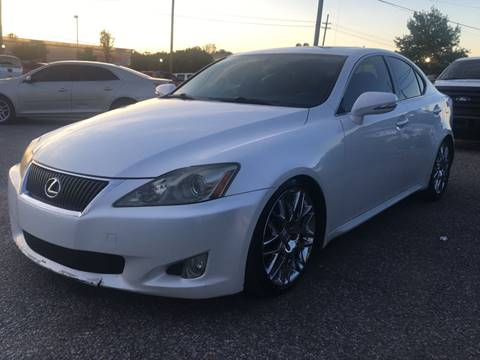 2009 Lexus IS 250 for sale in Horn Lake, MS