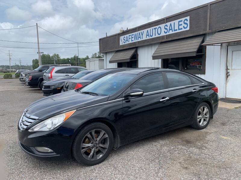 2013 Hyundai Sonata for sale at Safeway Auto Sales in Horn Lake MS