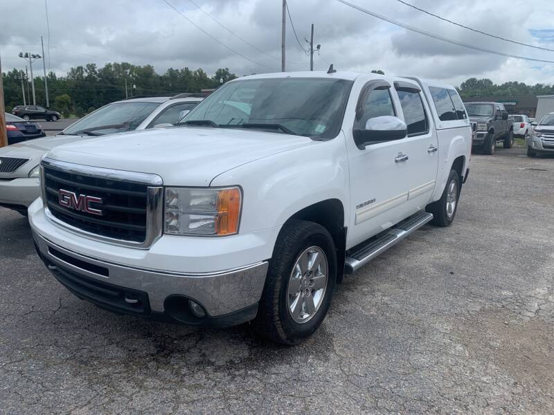 2010 GMC Sierra 1500 for sale at Safeway Auto Sales in Horn Lake MS