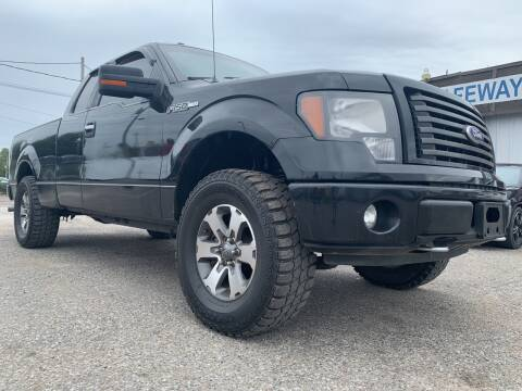 2012 Ford F-150 for sale at Safeway Auto Sales in Horn Lake MS