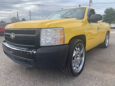2008 Chevrolet Silverado 1500 for sale at Safeway Auto Sales in Horn Lake MS
