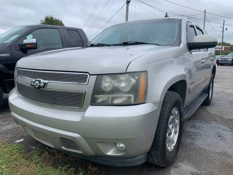 2007 Chevrolet Tahoe for sale at Safeway Auto Sales in Horn Lake MS