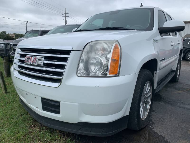 2008 GMC Yukon for sale at Safeway Auto Sales in Horn Lake MS