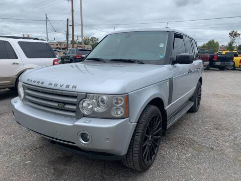2008 Land Rover Range Rover for sale at Safeway Auto Sales in Horn Lake MS