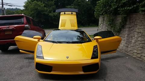 2004 Lamborghini Gallardo for sale at Concept Auto Group in Yonkers NY