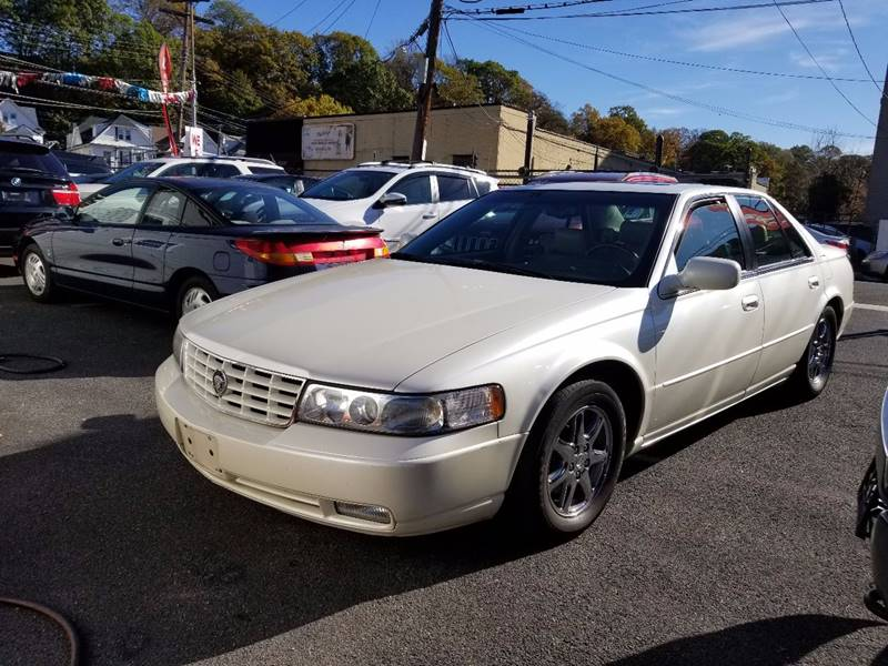 1999 Cadillac Seville STS In Yonkers NY - Concept Auto Group
