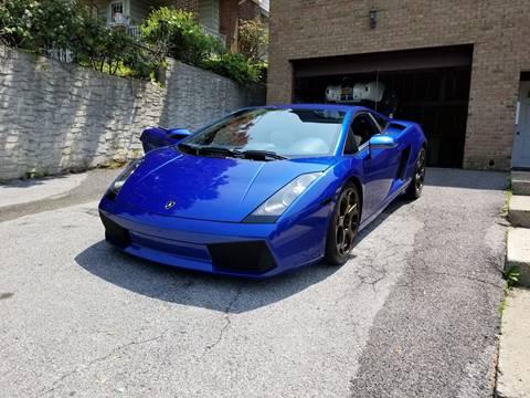 2004 Lamborghini Gallardo for sale in Yonkers, NY