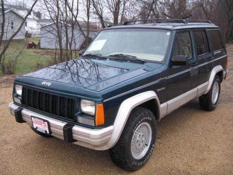 1995 Jeep Cherokee for sale in Cuba City, WI