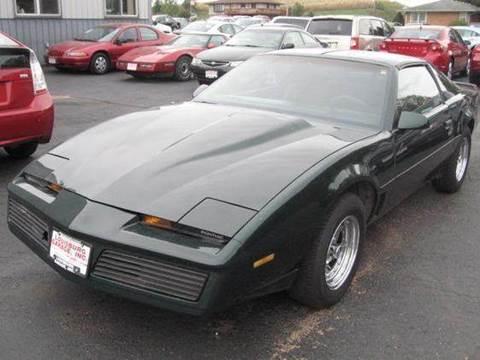 1982 Pontiac Firebird For Sale Carsforsale Com