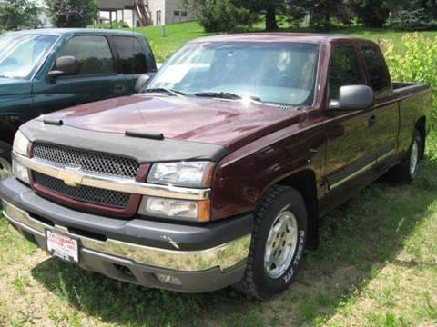 2003 Chevrolet Silverado 1500 For Sale  Carsforsalecom
