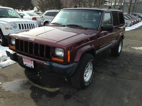 2001 Jeep Cherokee for sale in Cuba City, WI