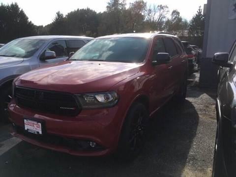 2017 Dodge Durango for sale in Cuba City, WI