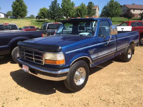 1995 Ford F-250 for sale in Cuba City, WI