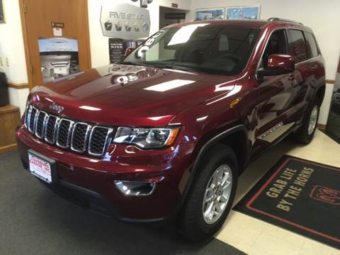 2018 Jeep Grand Cherokee for sale in Cuba City, WI