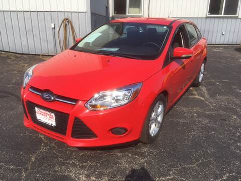 2013 Ford Focus for sale in Cuba City, WI