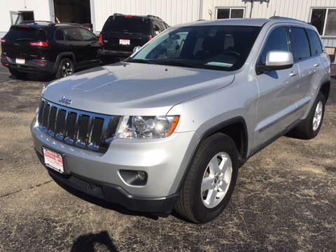 2012 Jeep Grand Cherokee for sale in Cuba City, WI