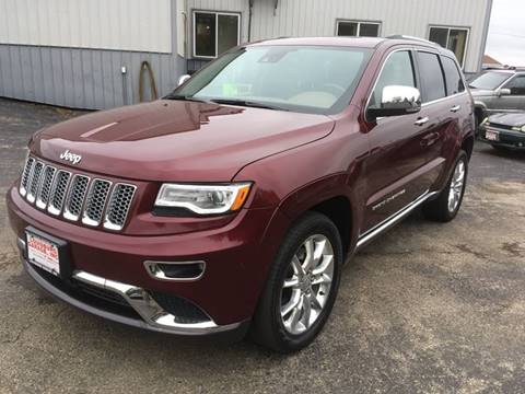 2016 Jeep Grand Cherokee for sale in Cuba City, WI