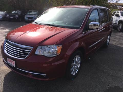 2012 Chrysler Town and Country for sale in Cuba City, WI