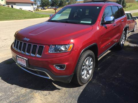 used 2014 jeep grand cherokee for sale in wisconsin. Black Bedroom Furniture Sets. Home Design Ideas