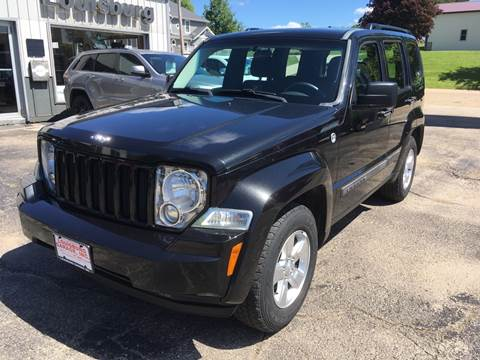 2012 Jeep Liberty for sale in Cuba City, WI
