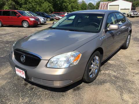 2007 Buick Lucerne for sale in Cuba City, WI