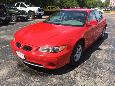 2000 Pontiac Grand Prix for sale in Cuba City, WI