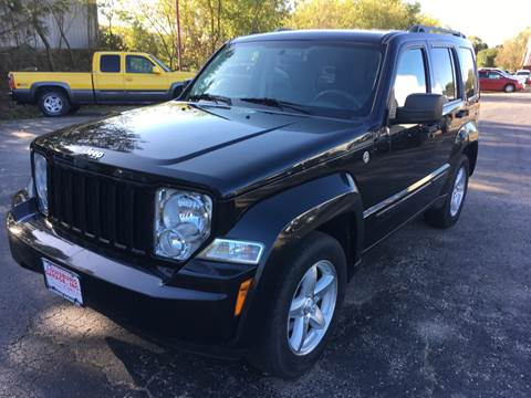2008 Jeep Liberty for sale in Cuba City, WI