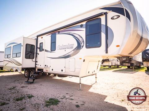 2016 Palomino Columbus Compass for sale in Fort Worth, TX