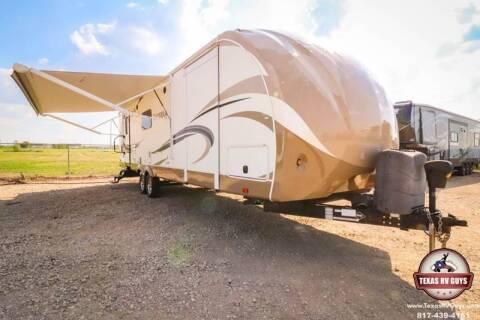 2014 Cruiser RV Enterra for sale at Texas RV Guys in Fort Worth TX