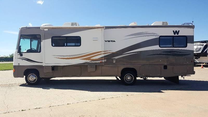 2011 Winnebago Vista 32K  - Fort Worth TX