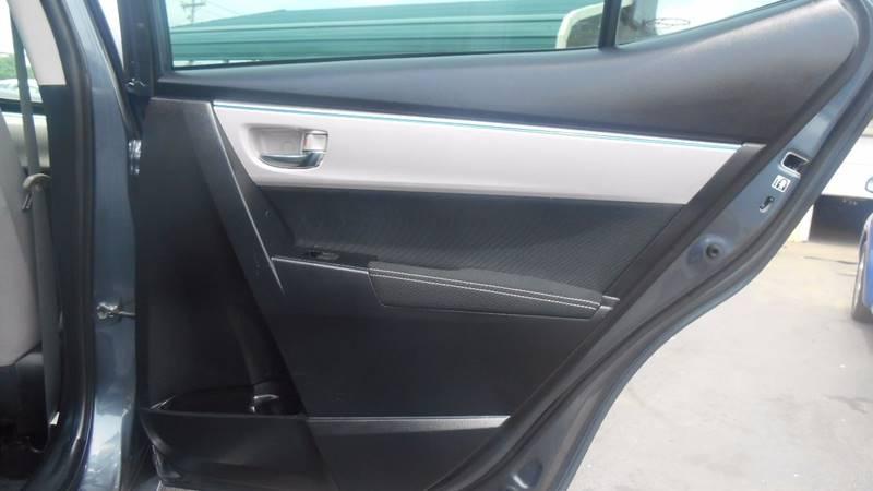 2014 Toyota Corolla for sale at Next Ride Auto Sales in Murfreesboro TN