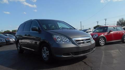 2007 Honda Odyssey for sale at Next Ride Auto Sales in Murfreesboro TN