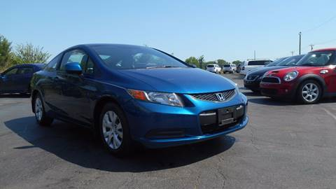 2012 Honda Civic for sale at Next Ride Auto Sales in Murfreesboro TN