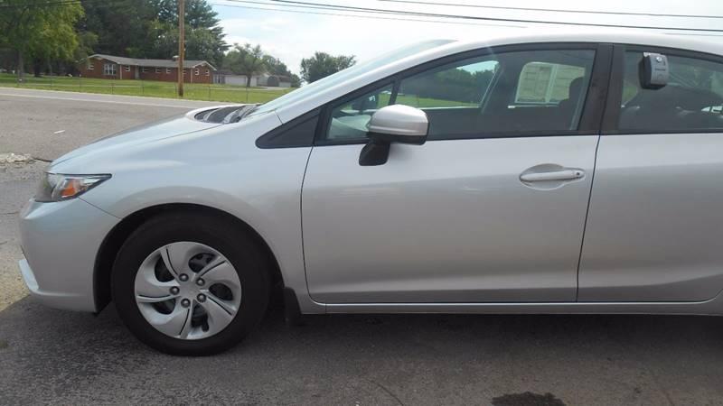 2014 Honda Civic for sale at Next Ride Auto Sales in Murfreesboro TN