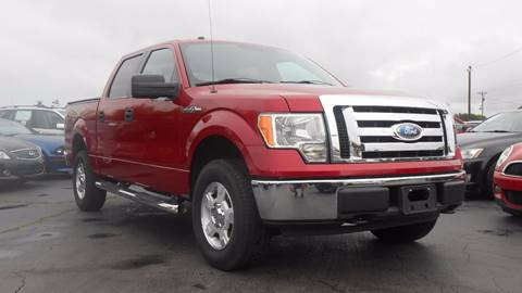 2009 Ford F-150 for sale at Next Ride Auto Sales in Murfreesboro TN